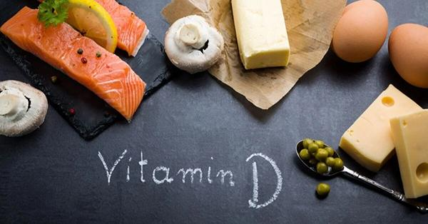 Vitamin D in eggs can become a belly fat burner