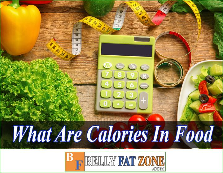 What are calories in food?