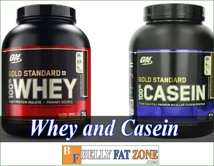 Whey and casein protein powder - how to store whey protein?