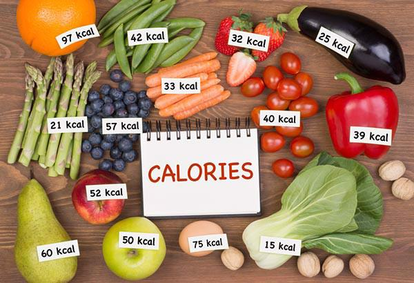 Many fad diets promote eating a very low-calorie count