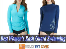 Top 19 Best Women's Rash Guard for Swimming 2021