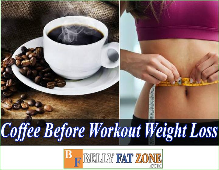 Should Drink Coffee Before Workout Weight Loss Exercise?