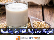 Does Drinking Soy Milk help Lose Weight?