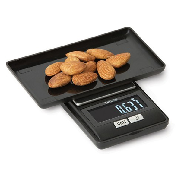 Make friends with food scales
