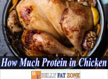 How Much Protein – Calo in Chicken Per 100g?