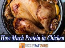 How Much Protein – Calo in Chicken Per 100g?