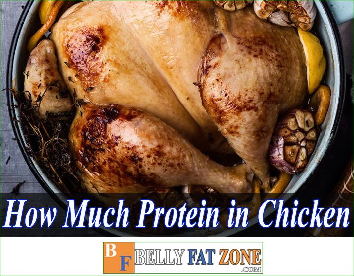 How Much Protein in Chicken Per 100g?