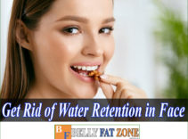 How to Get Rid of Water Retention In Face and The Body?