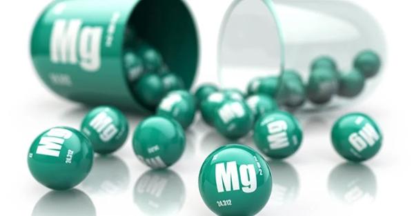 Take magnesium pills