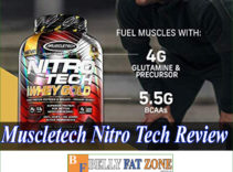 Muscletech Nitro Tech Review 2021