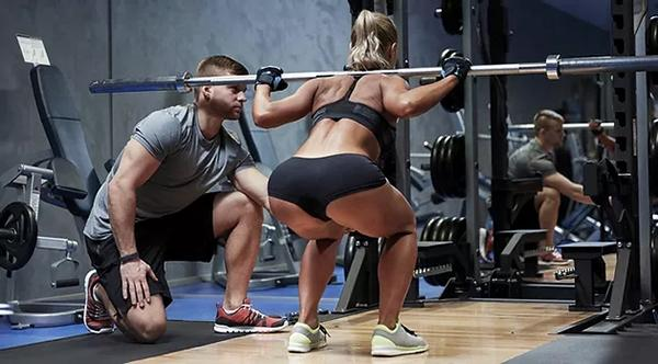 functional movement like the squat