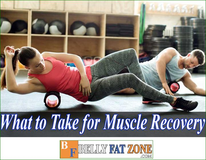 What to take for muscle recovery time after the workout?