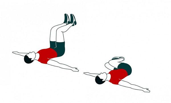 Body rotation