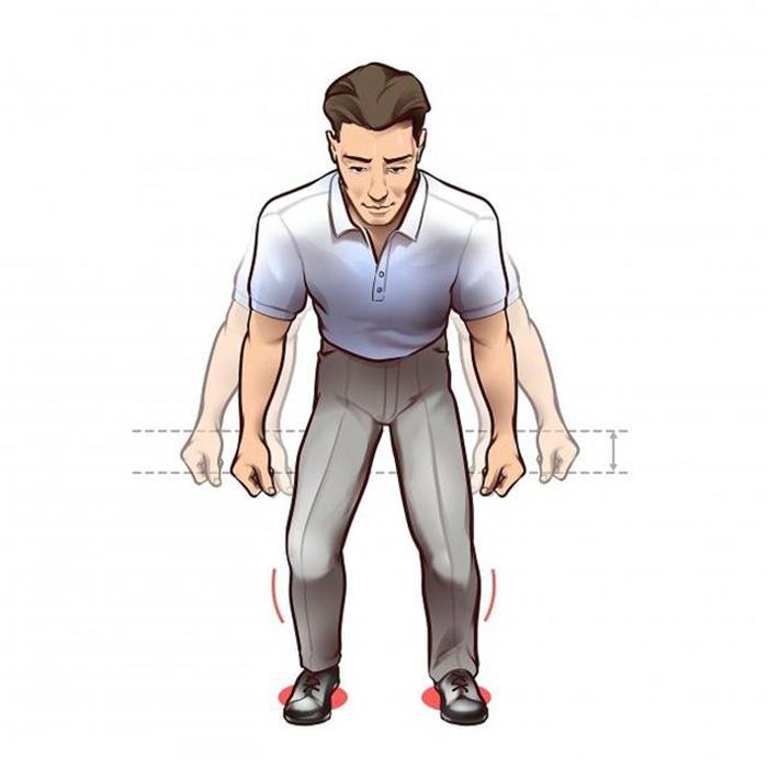 Increase leg stamina