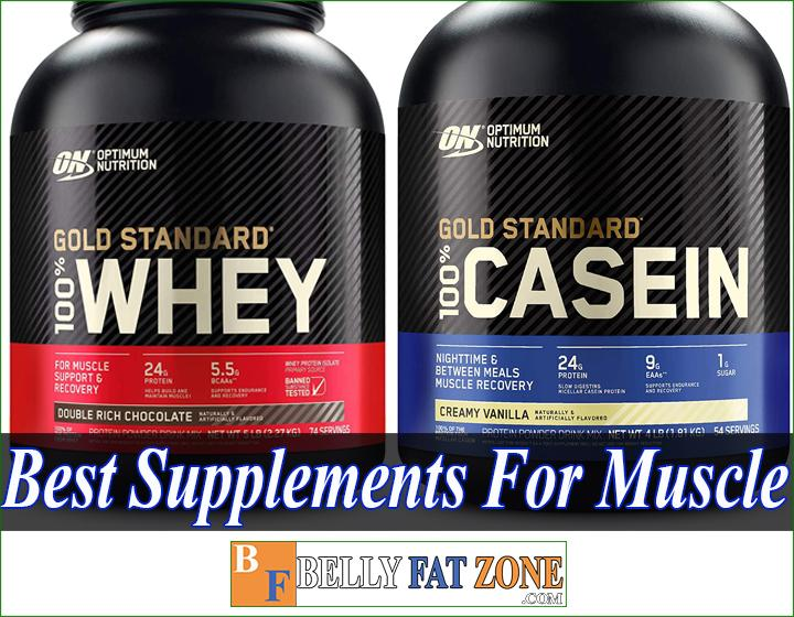 Top 10 Best Supplements for Muscle Growth Fast