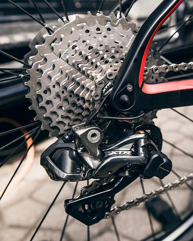 Make use of the features of bicycle gear sets