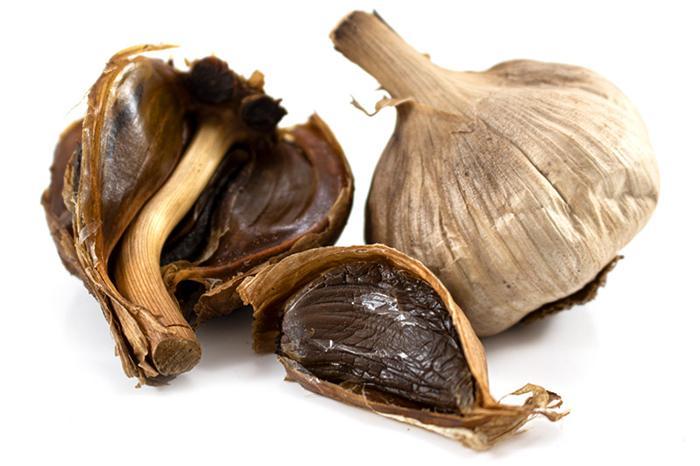 Who should not use black garlic?