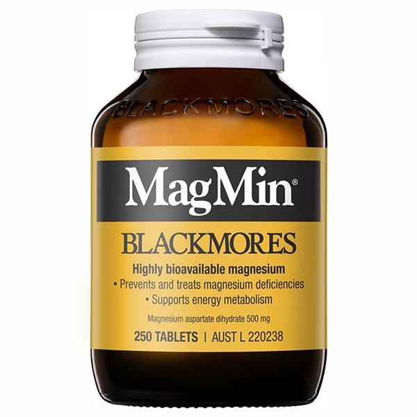 Blackmores Magmin 250 Tablets