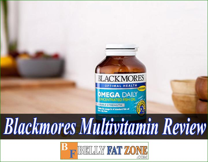 Blackmores Multivitamin Energy Review 2021