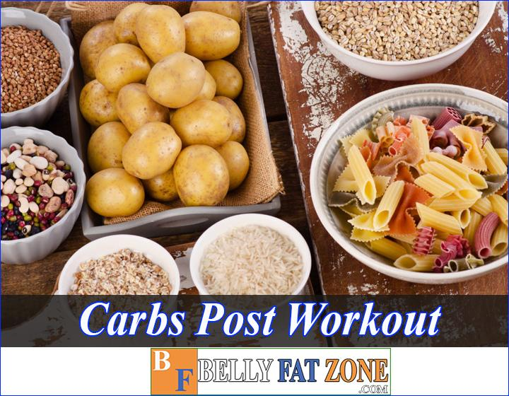 Carbs Post-Workout - Expert Advice You Should Know