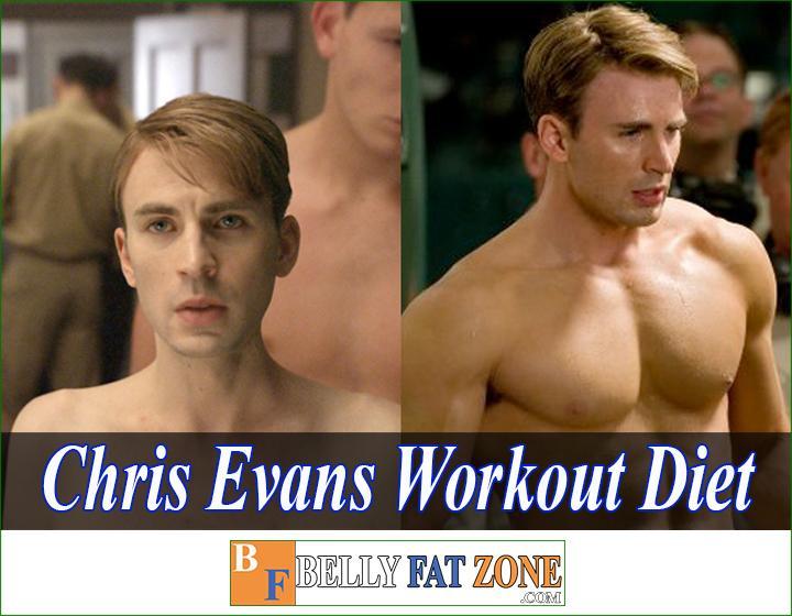 chris evans captain america workout diet bellyfatzone com