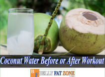 Should I Drink Coconut Water Before or After a Workout?