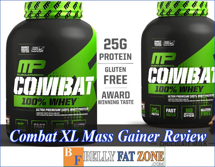Combat Xl Mass Gainer Review - Is It Safe And Really Suitable For You?