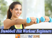 Dumbbell HIIT Workout for Beginners – One of The Most Effective Exercises Lose Fat