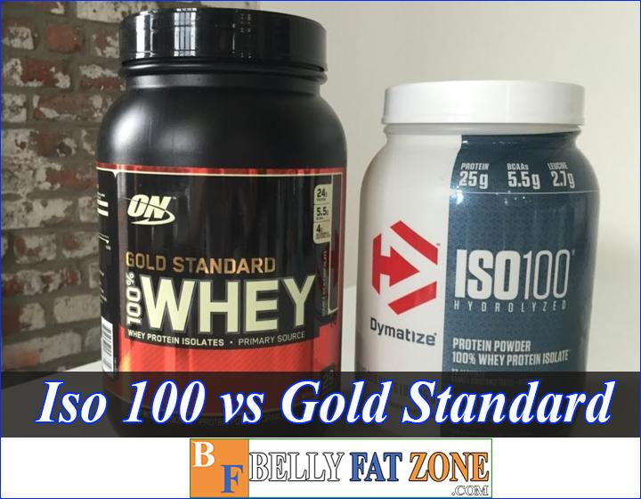 Dymatize Iso 100 Vs Optimum Nutrition Gold Standard - Which Product Is Right For You?