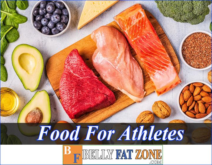 What is Good Food for Athletes?