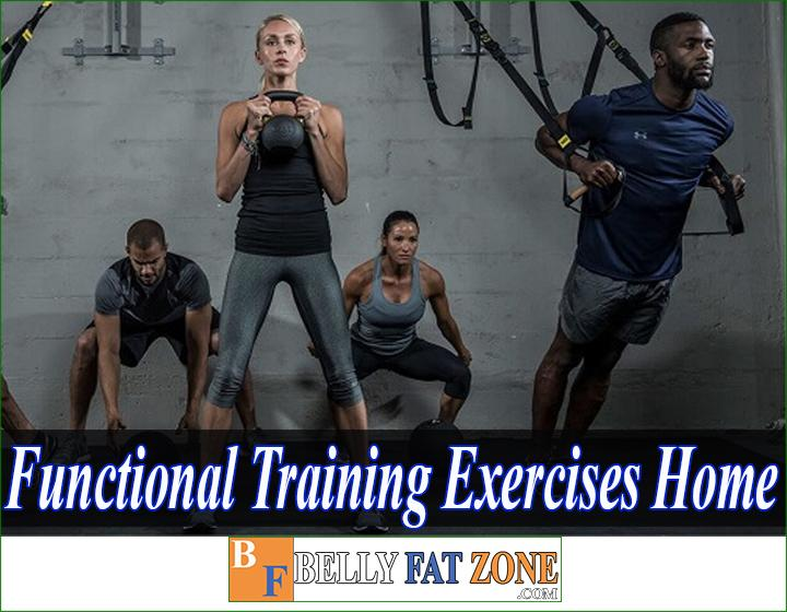 Functional Training Exercises at Home Help You to Be as Agile as a Kid