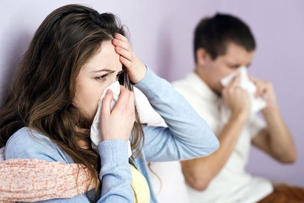 You are more likely to get sick