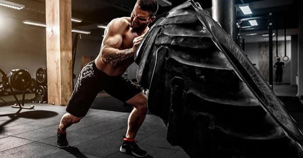 Do heavy weight training