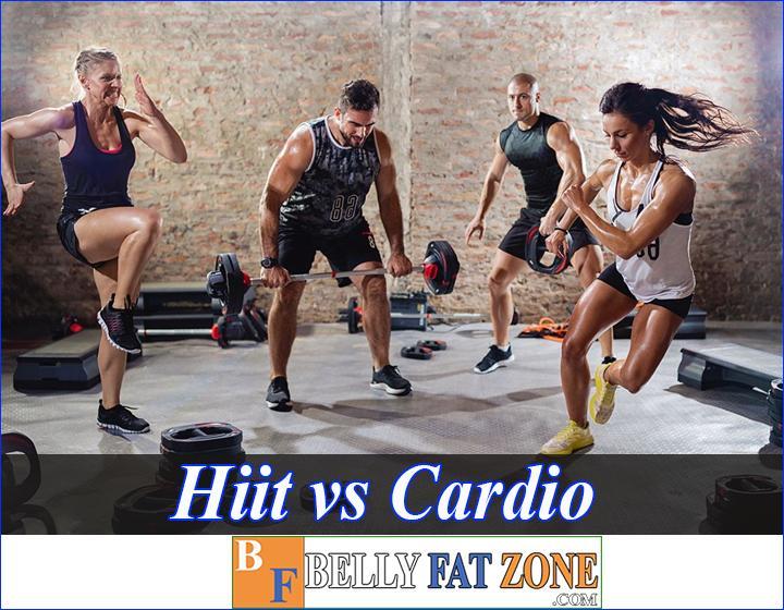 hiit vs cardio bellyfatzone com