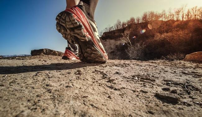 Running terrain