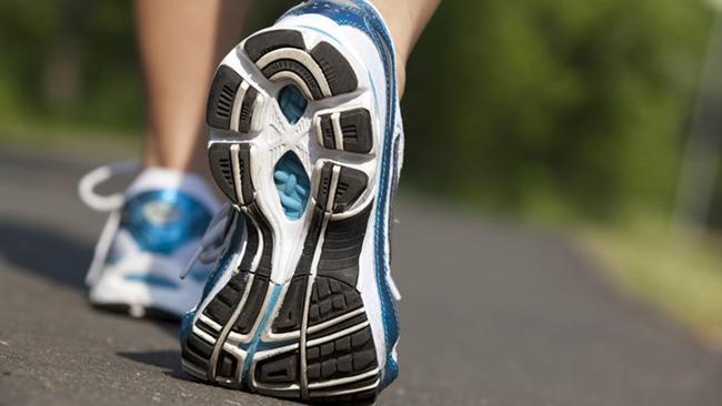 Running type