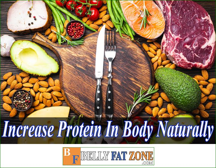 How to Increase Protein in Body Naturally?
