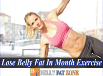 How To Lose Belly Fat in a Month With Exercise For Female?