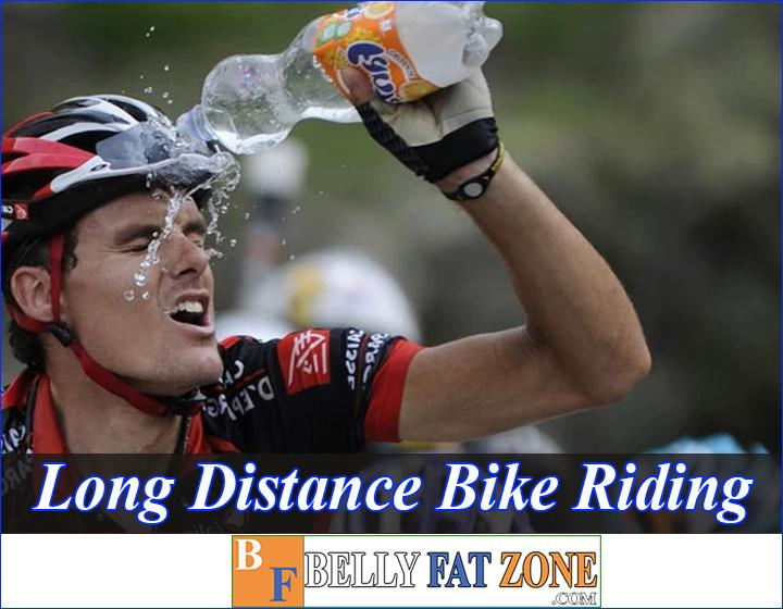 Long-Distance Bike Riding - Important Things To Note For You