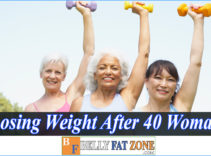 How To Losing Weight After 40 Women? Effective and Safe