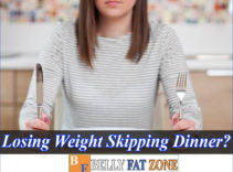 Should We Lose Weight By Skipping Dinner?