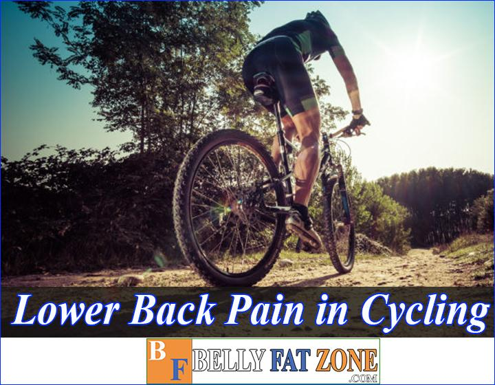 Lower Back Pain In Cycling - Causes, And Precautions