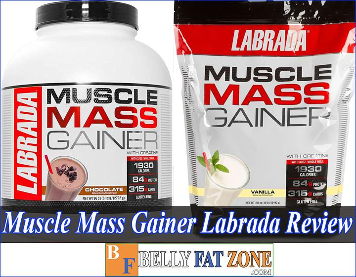 Muscle Mass Gainer Labrada Review - Does It Help You Gain Weight Safely or Not?