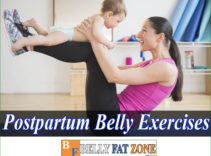 Postpartum Belly Exercises Help Reduce Safety Efficiency Measurements