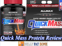 Quick Mass Protein Review 2021 – You Will Learn More About How Good A Product Is