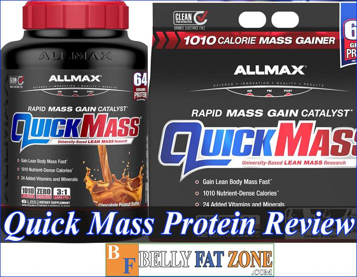 Quick Mass Protein Review - You Will Learn More About How Good A Product Is