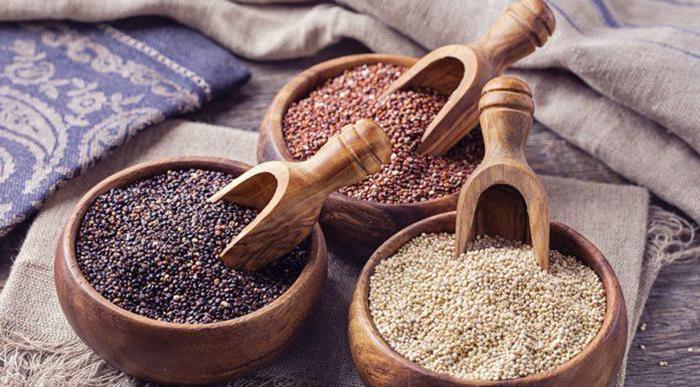 Quinoa nuts