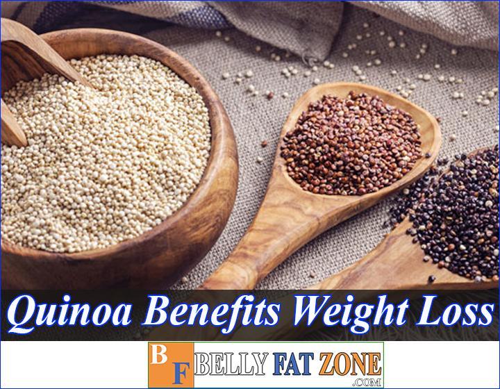 quinoa benefits weight loss bellyfatzone com