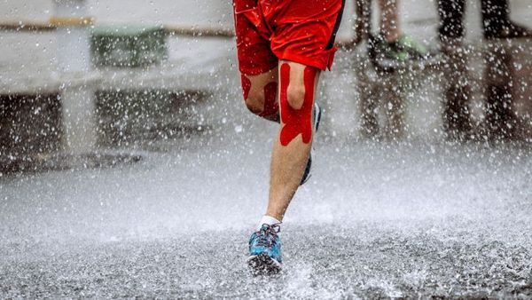 Running in weather conditions