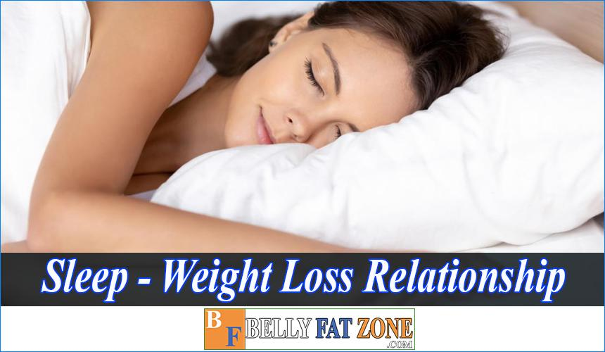 Sleep And Weight Loss Relationship - What To Drink to Lose Weight Overnight?